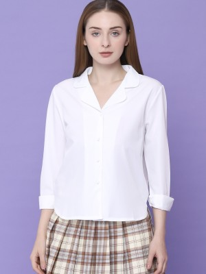 Blazer Collar Short
