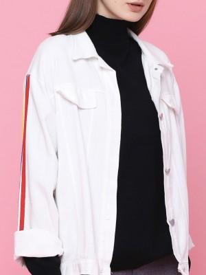Side Stripes Jacket