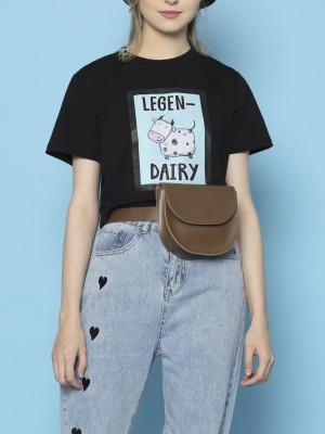 Cimory-Legen Dairy Crop Tee