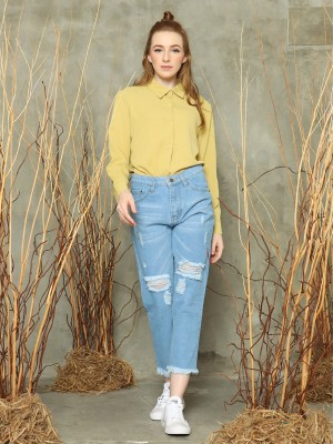 Amanda L/Slv shirt