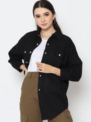 Cottage Core Jacket Shirt