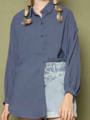 L/slv Long Shirt