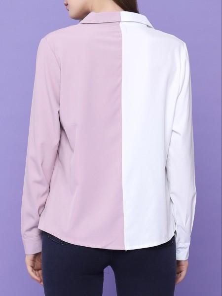 Panel Color Shirts