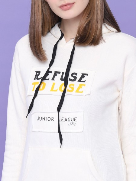 Refuse To Lose Hoodies Sweater