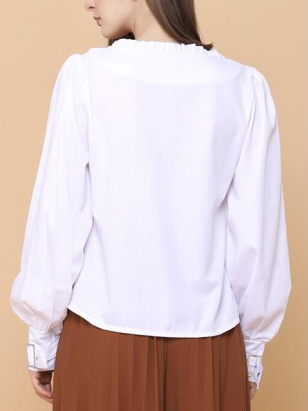 Belted Wrist Shirt