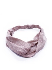 Metallic Twist Bandana