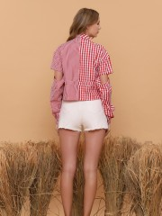 Sleeve Off  Shirt