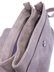 Country Style Flap Sling Bag