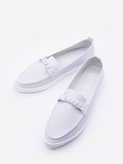 Pastel Colour Pointy Sneakers
