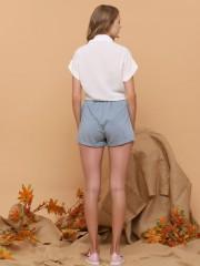 Flower Short Sleeve Shirt