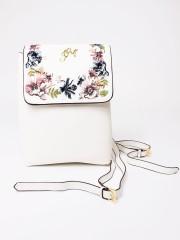 Florist Embroidered Backpack