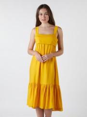 Semi Maxi Dress