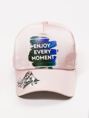 Enjoy Every Moment  Cap