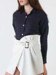 Checkered Long Sleeveles Shirt