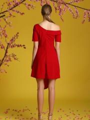 Asymetric Layered Dress