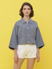 Loose Sleeveless Summer Jacket