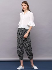 GGW Cameo Leaves Pants