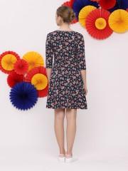 FC Flower Print Sun Dress