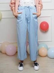 PT Elastic Waist Long Pants