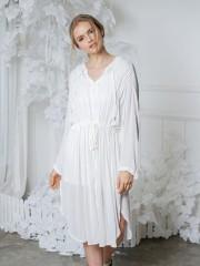 Hoodie Waist Drawstring Dress