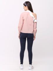 Side Ruffles Shirt