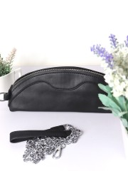 Knotted Belted Bag