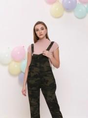 Army Camo Jumpsuit