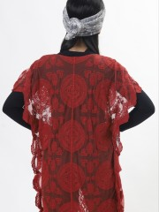 Lace Ambroidered Outerwear