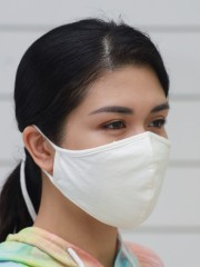 Washable Face Mask with Anti Virus & Anti Microbial Layer