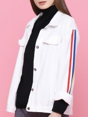 Side Stripes Jacket