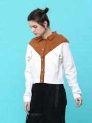 2 Color Tones Jacket