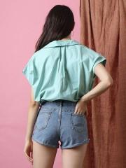 Cottage Core Shoulder Shirt