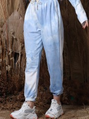 Cottage Core Tite Dyed Cargo Pants